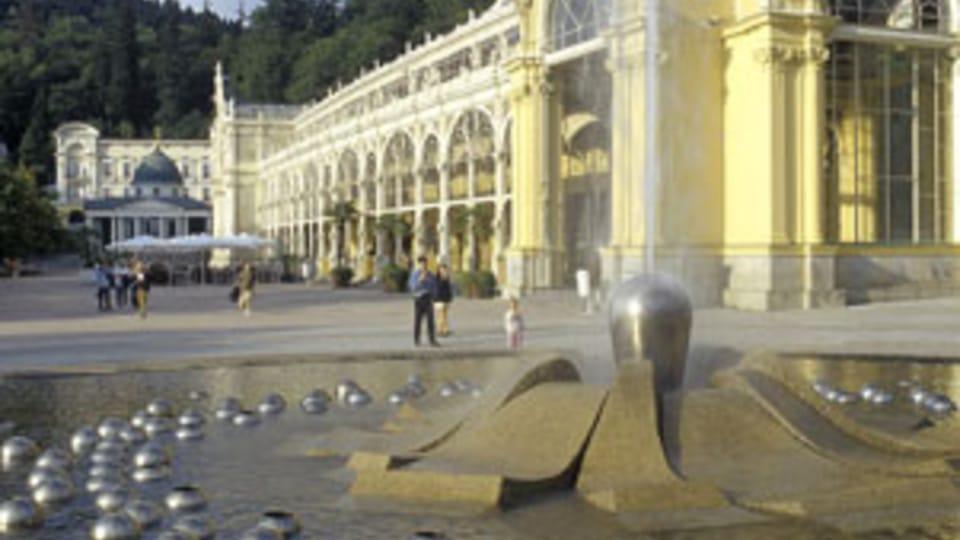 Марианске Лазне,  Фото: Czechtourism