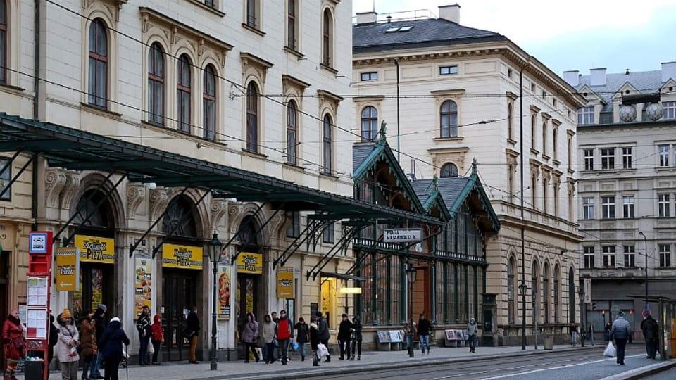Масариков вокзал является самым старым вокзалом Праги и одним из самых старых «тупиковых» вокзалов во всей Европе.  (Фото: Олег Фетисов)