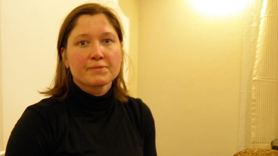 Ирина Сорокина,  Фото: Антон Каймаков,  Чешское радио - Радио Прага