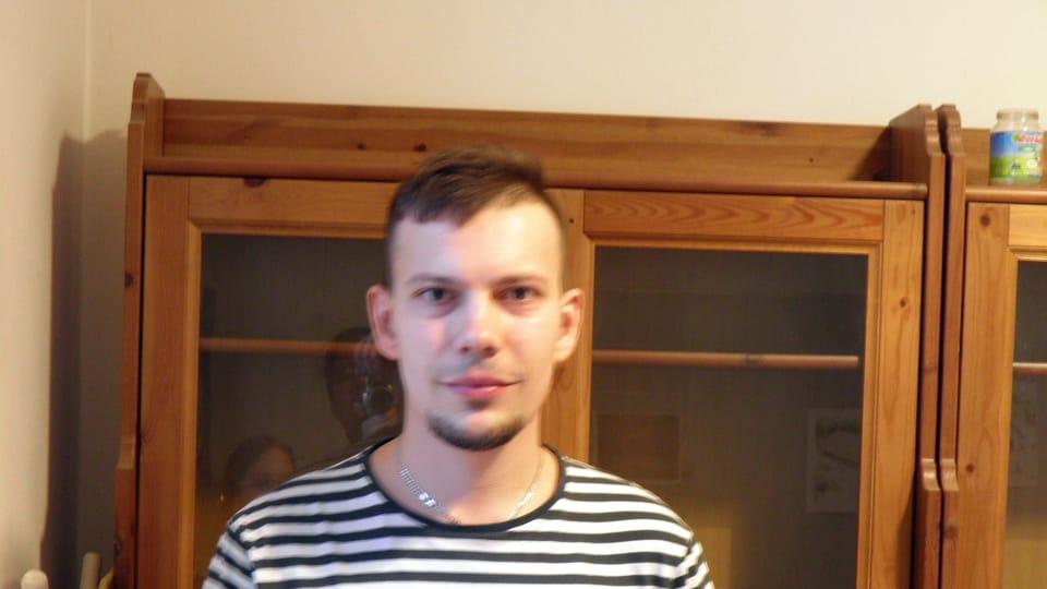 Михаил Юрасов,  Фото: Антон Каймаков,  Чешское радио - Радио Прага