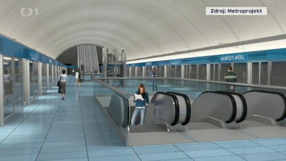 Фото: Metroprojekt - novemetro.cz