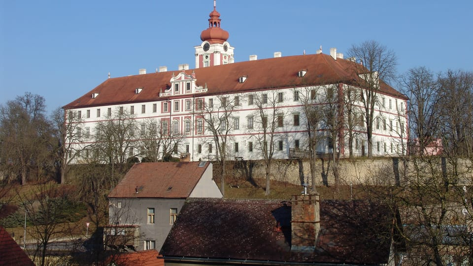 Замок Мнихово Градиште,  фото: Архив Чешского - Радио Radio Prague International