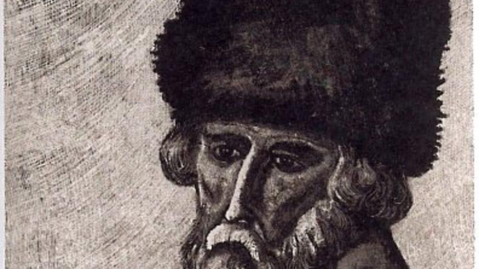 Ганс Тума: «Сибиряк»,  1928  (Фото: Либерецкая галерея)