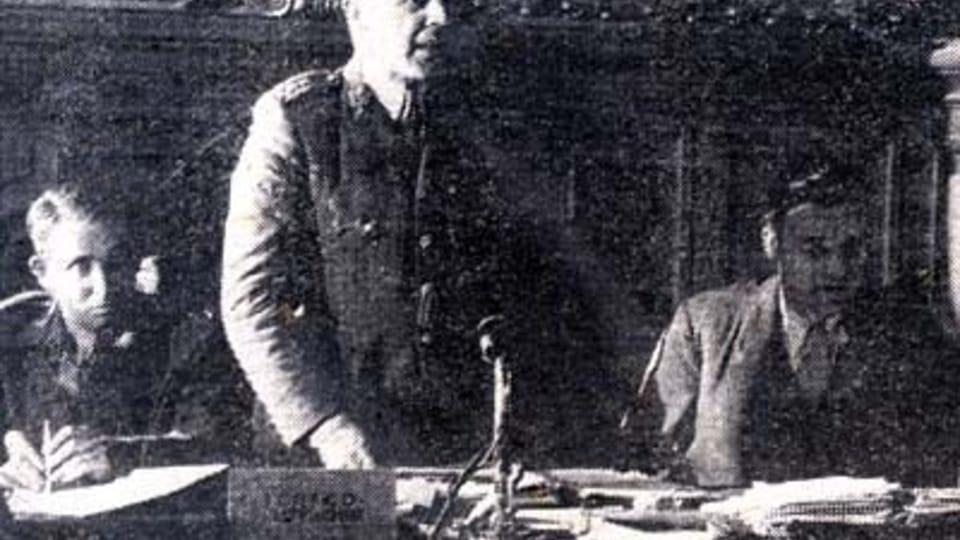 Процесс Хелиодора Пика,  фото: Архив Чешского радио
