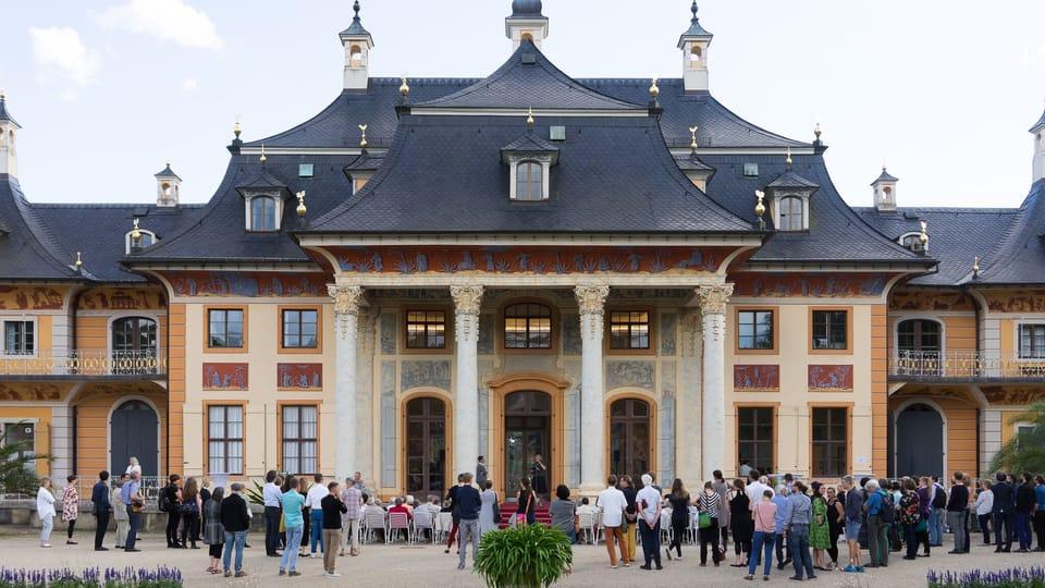 Музей прикладного искусства в замке в Пильнице в Дрездене,  фото: Томаш Соучек / СКД