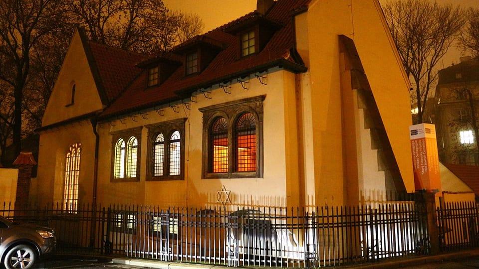Пинкасова синагога,  фото: VitVit CC BY-SA 4.0