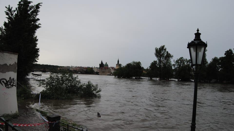 Кампа и Стржелецкий остров  (Фото: Jiří Roun,  fotokartmen.cz)