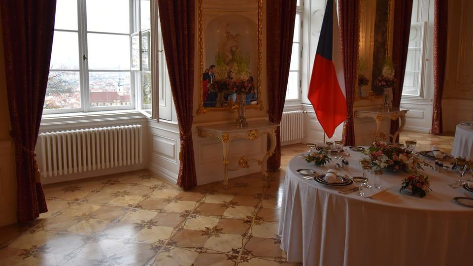 Репрезентативные помещения Пражского Града,  Фото: Ондржей Томшу
