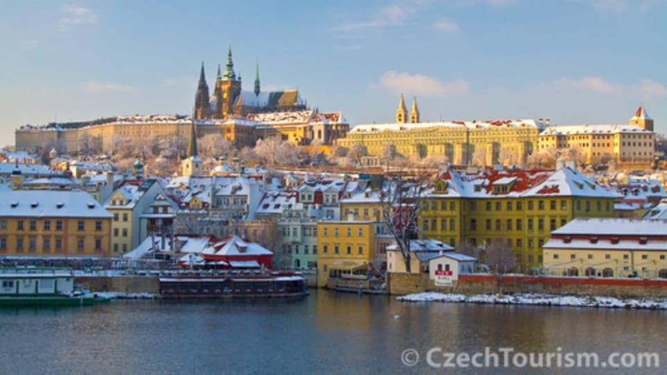 Пражский град,  Фото: Czechtourism