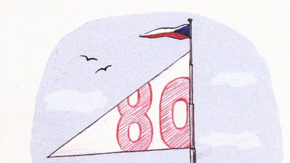 80-летие Радио Прага