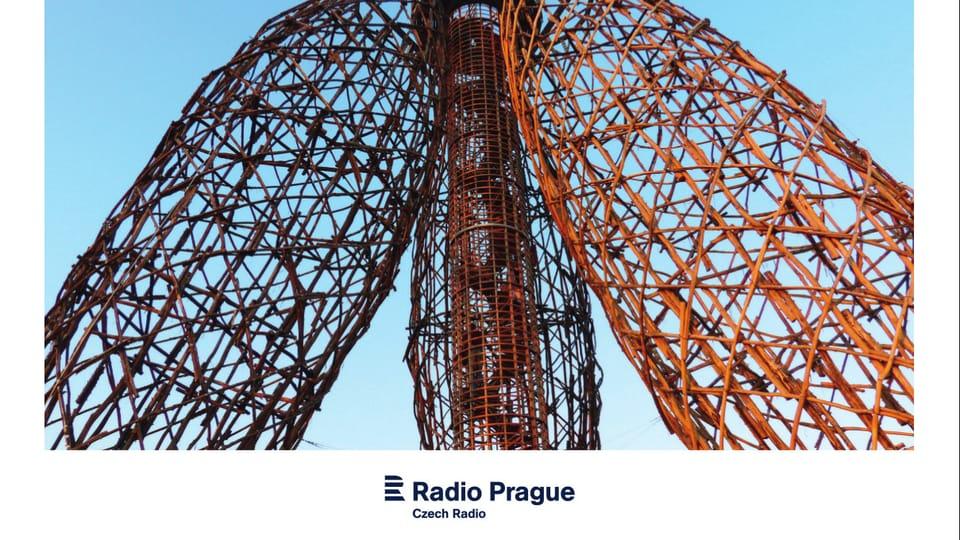 Смотровая башня «Доубравка»,  Прага 2018; Архитектор: Мартин Райниш; Фото: Клара Стейскалова
