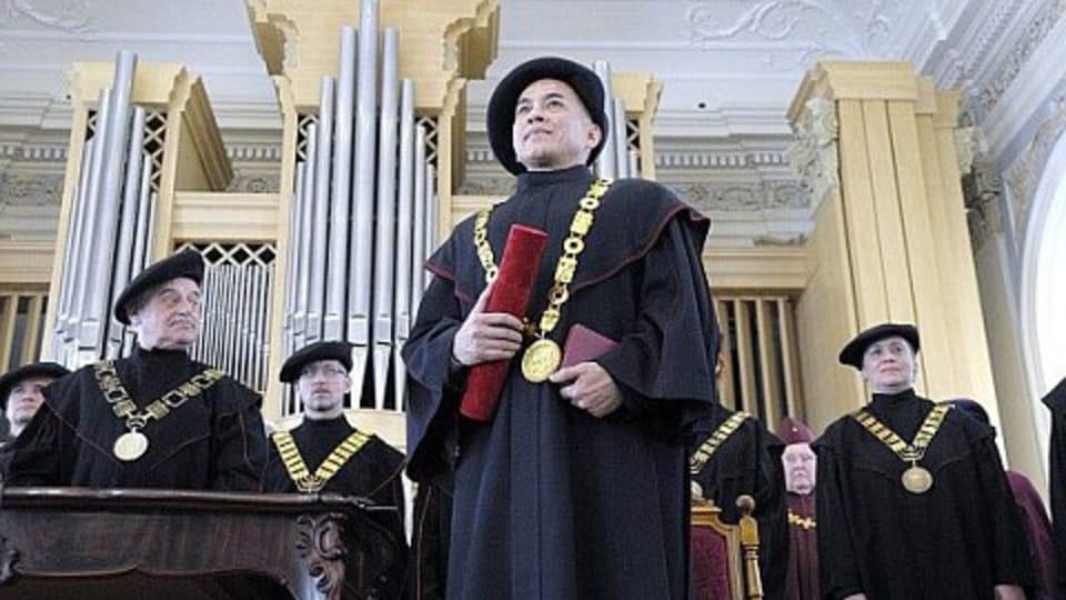 Norodom Sihamoni,  фото: Archiv Vlády ČR