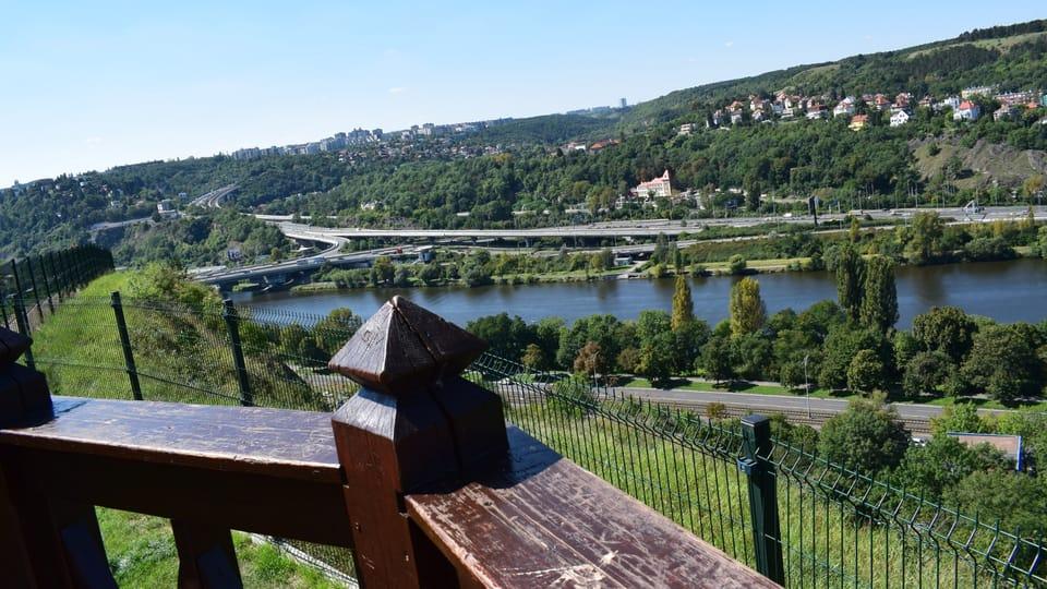 Браницкие скалы,  Фото: Екатерина Сташевская,  Чешское радио - Радио Прага
