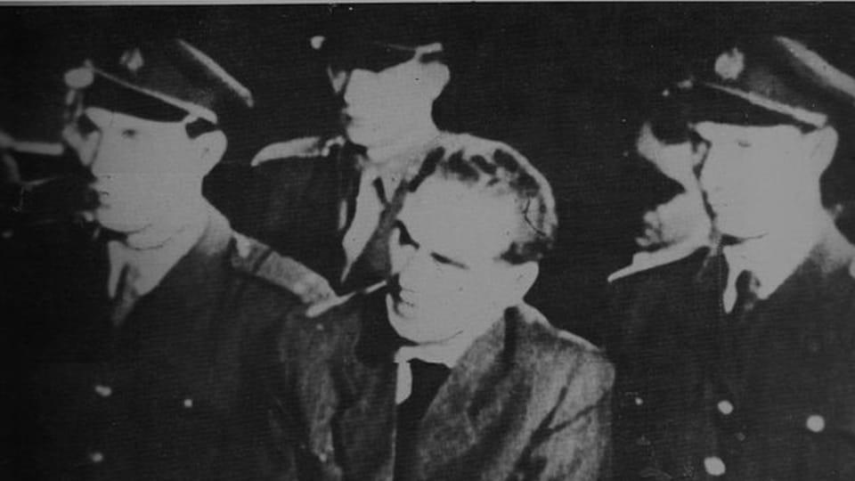 Процесс Рудольфа Сланского,  фото: Le journal Maariv,  открытый источник