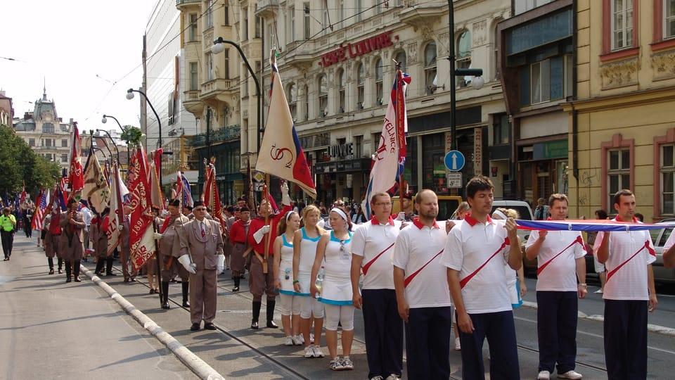XV Всесокольский слет в 2012 г.,  Милош Турек