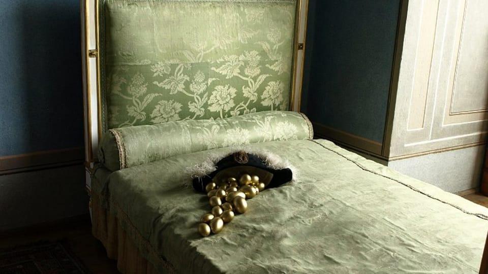 Выставка «Испуганные яйца»  (Фото: Архив Национального управления охраны памятников архитектуры)
