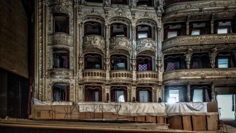 Государственная опера,  Фото: Катержина Сваткова,  Чешское радио