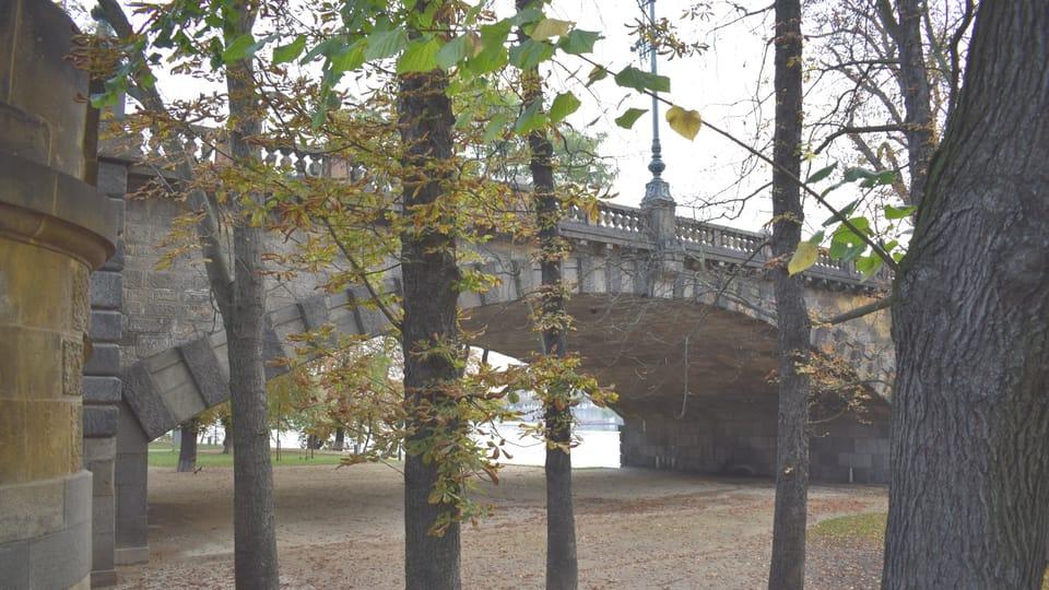 Мост Легионов,  Фото: Екатерина Сташевская