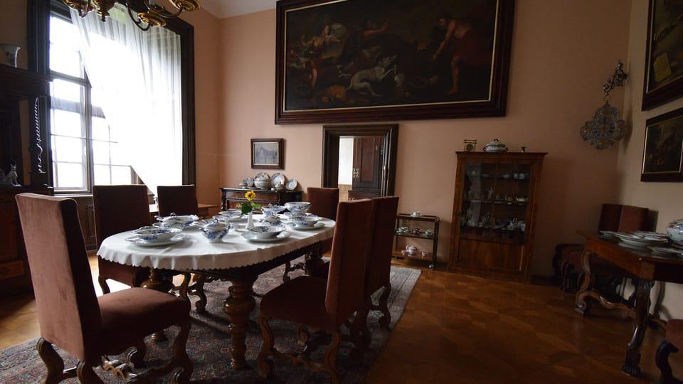 Телчский замок,  Фото: Ондржей Томшу