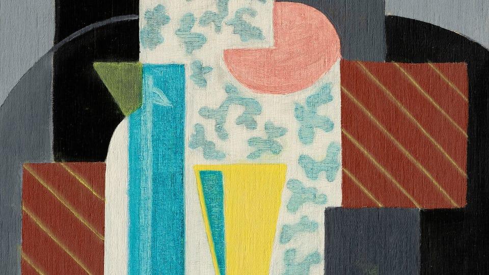 Туайен,  Nature Morte Cubiste,  фото: Galerie Kodl