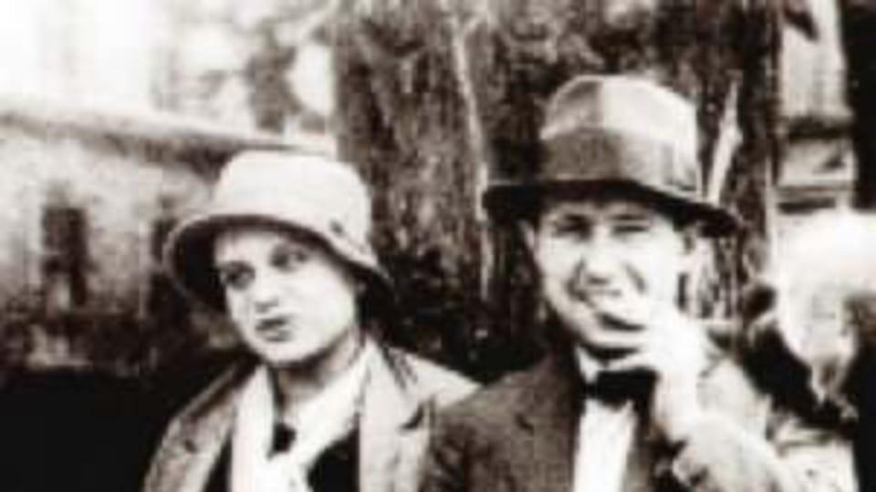Туайен и Карел Тейге   Фото: Wikimedia Commons,  public domain