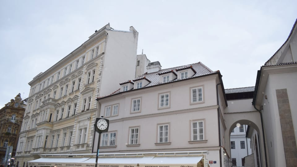 Дом «У города Бетлема»,  фото: Екатерина Сташевская