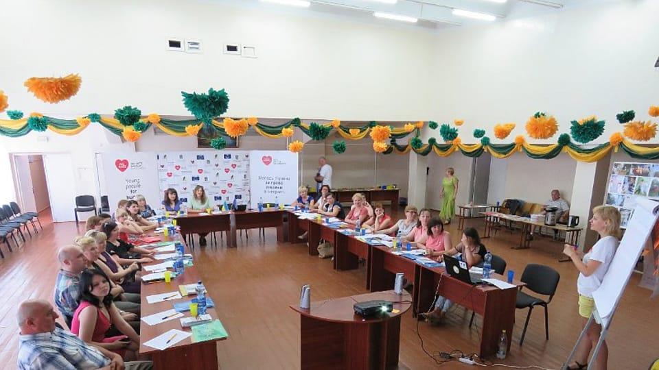 Семинар для педагогов и молодежных работников,  Фото: Роман Маца