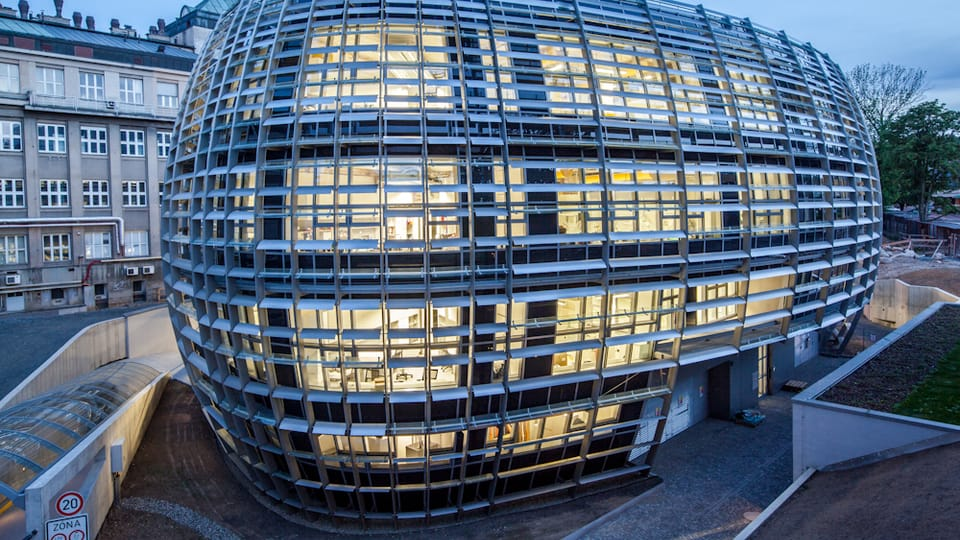 UOCHB,  foto: archiv budovy