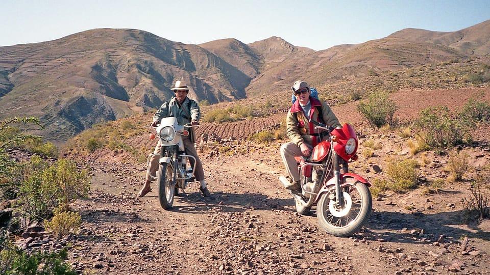 Боливия,  4700 м.,  фото: архив Яна Воржишека