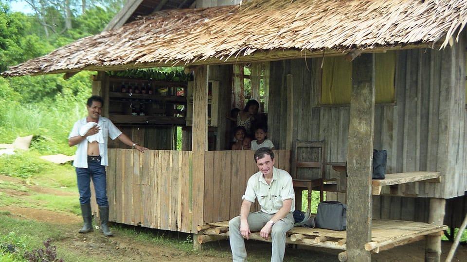 Филиппины,  девственный лес,  фото: архив Яна Воржишека