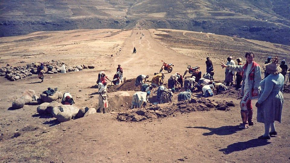Лесото,  фото: архив Яна Воржишека