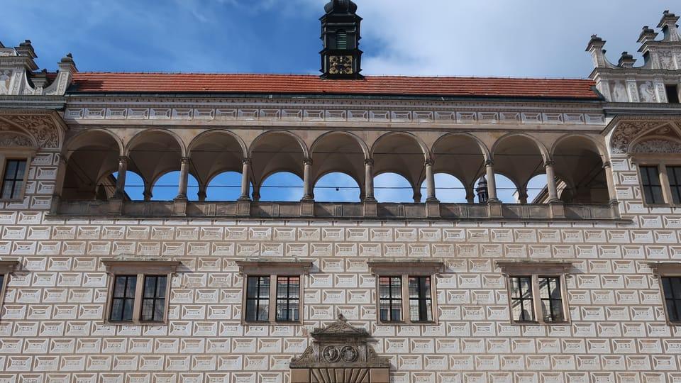 Замок Литомышля,  фото: Мартина Шнайбергова