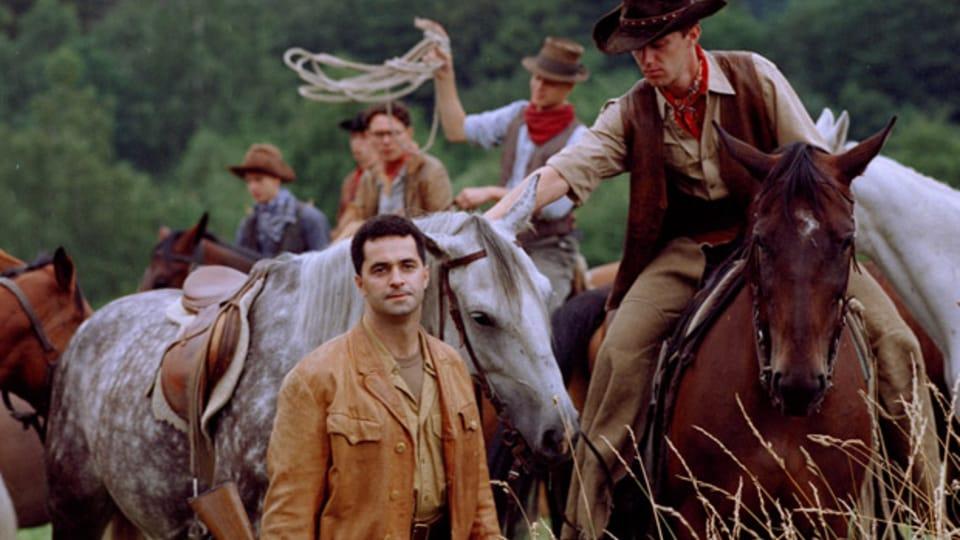 Актер Мартин Дейдар в сериале «Одичавшая земля»  (Фото: Чешское Телевидение)