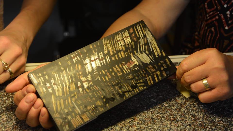 Экспертиза драгоценных металлов,  Фото: Эва Туречкова