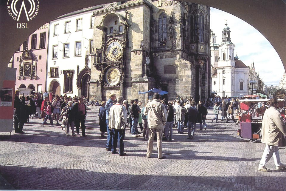 QSL 1995 | Фото: APF Český rozhlas