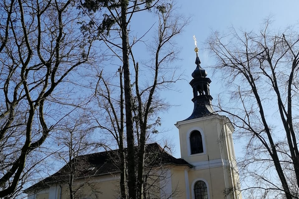 Собор святого Яна Непомуцкого,  фото: Štěpánka Budková