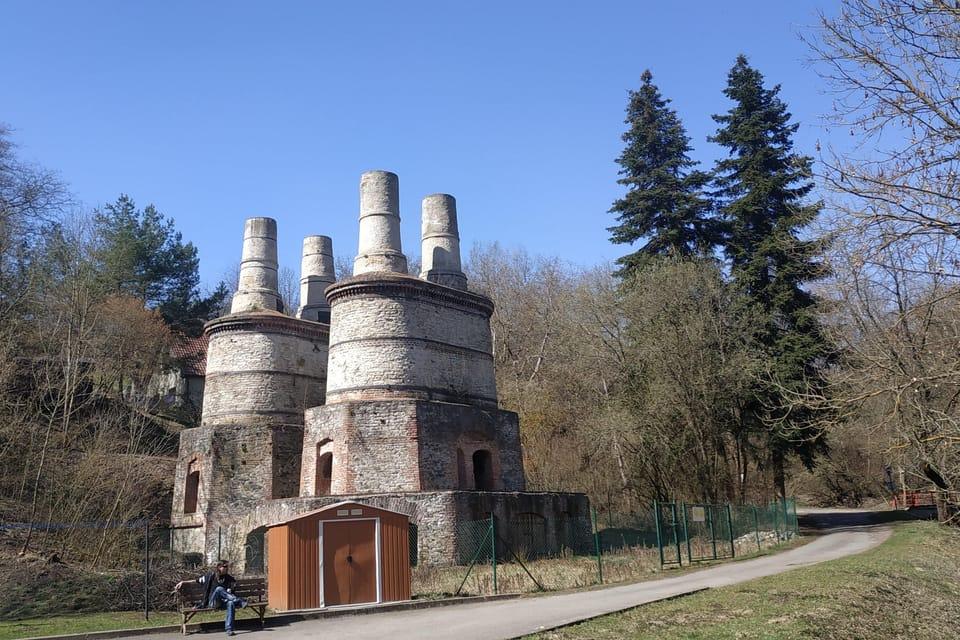 Известковая фабрика Иржи Пацолда,  фото: Bohumil Šimčík