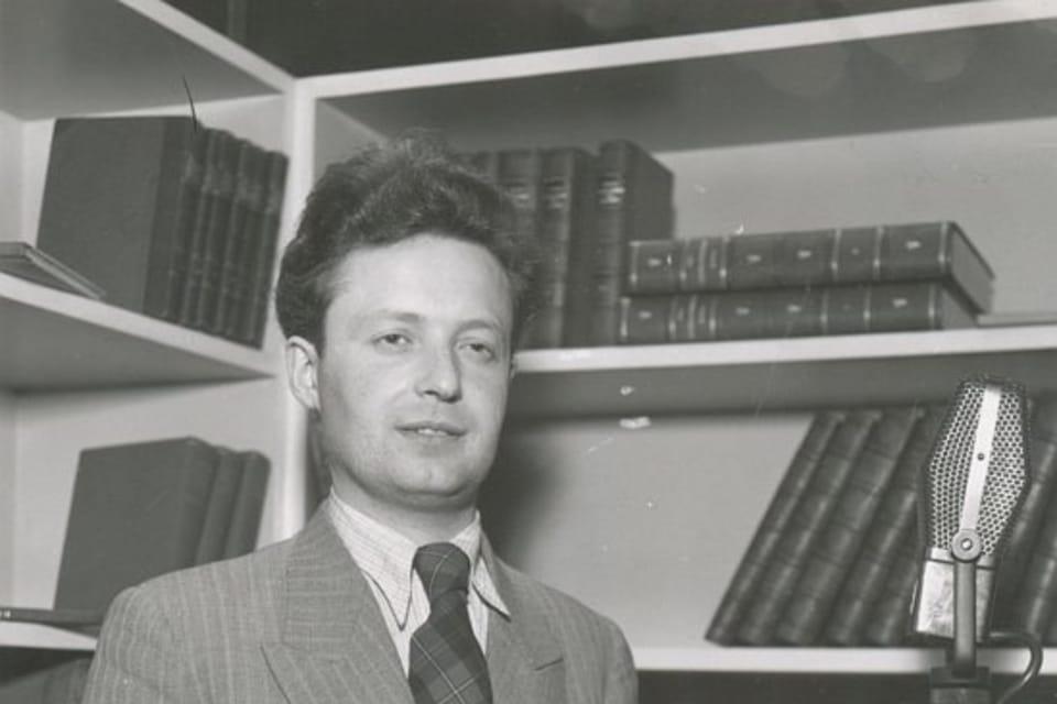 Ivan Zelínek | Фото: APF Český rozhlas