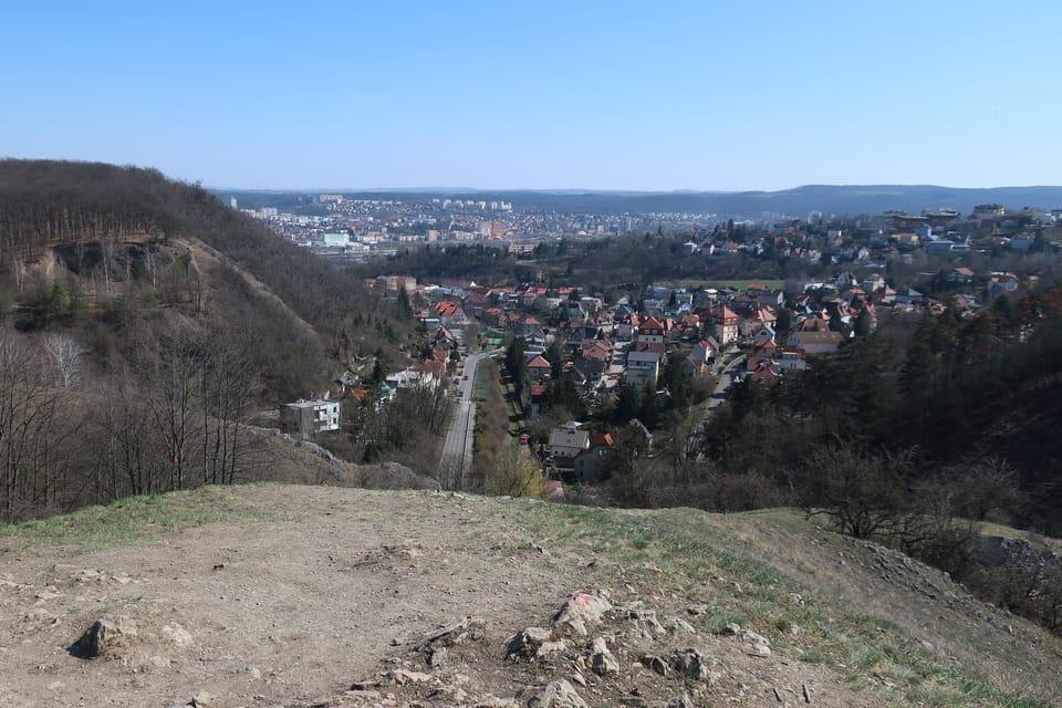 Вид с холма Гомолка,  фото: Štěpánka Budková