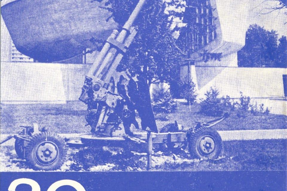 QSL 1974 | Фото: APF Český rozhlas
