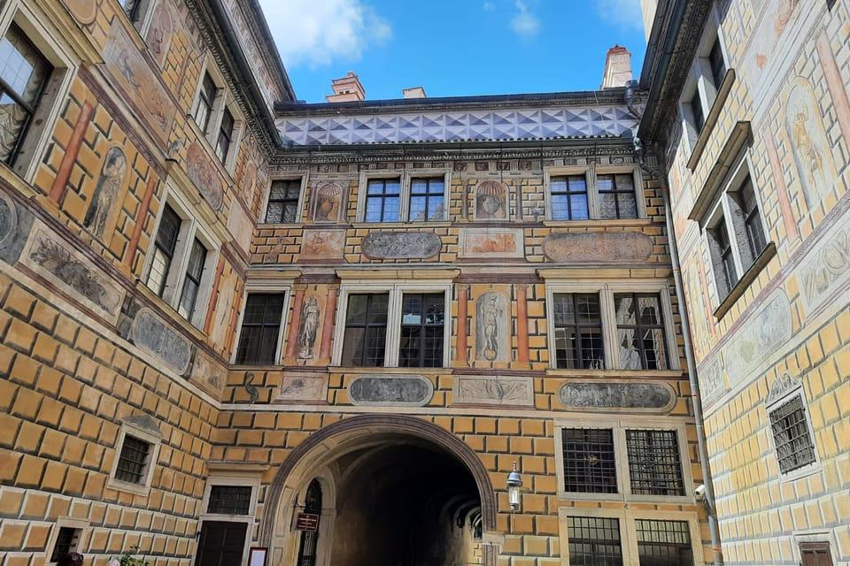 Чешский Крумлов | Фото: Thibault Maillet,  Radio Prague International