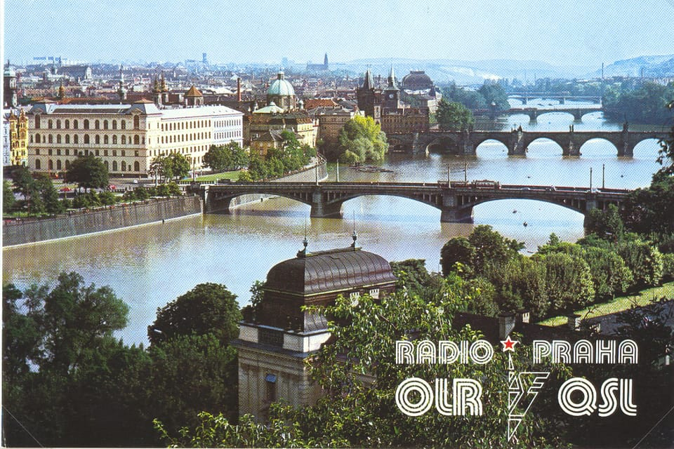 Прага 1980 | Фото: Radio Prague International