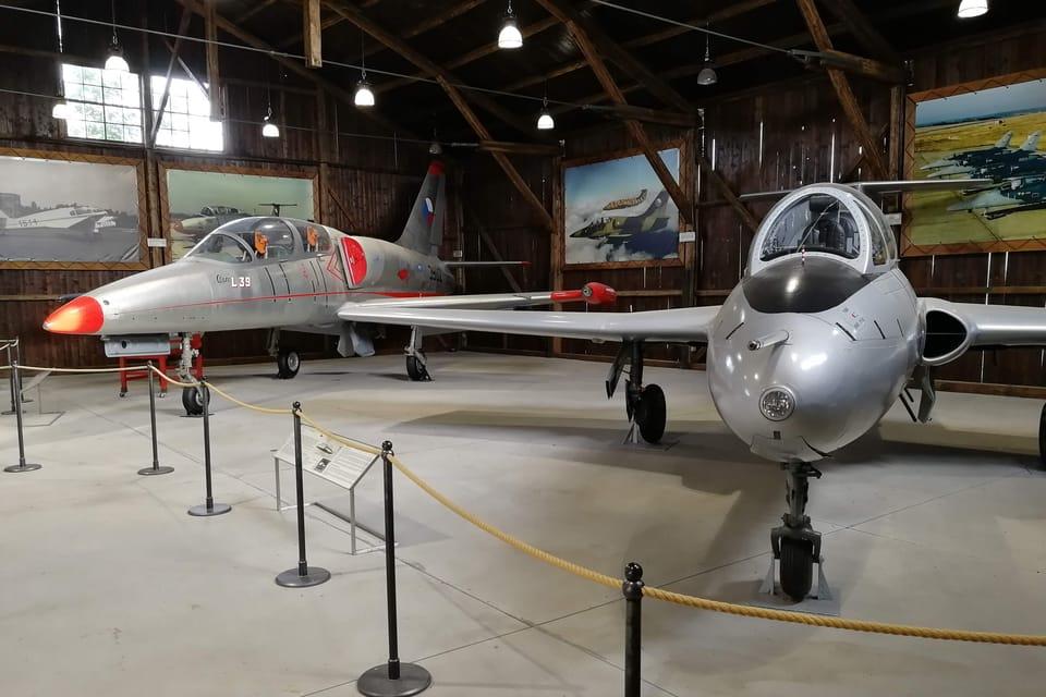 Музей авиации Прага-Кбелы,  фото: Štěpánka Budková