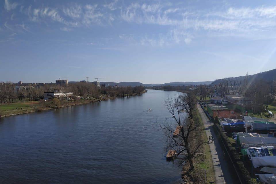 Браницкий мост,  фото: Štěpánka Budková