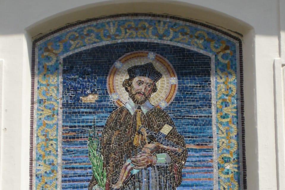 Иоанн Непомук